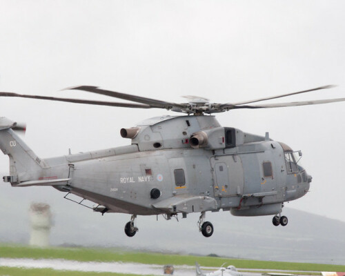 Full Value Settlement Reached in EH101 Merlin Helicopter Crash Case thumbnail