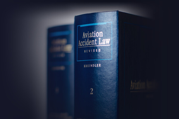 Aviation Accident Law Book