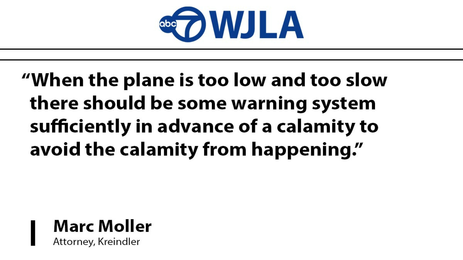 Avaition attorney Marc Moller consulted in news story about Asiana Flight 214 air tragedy