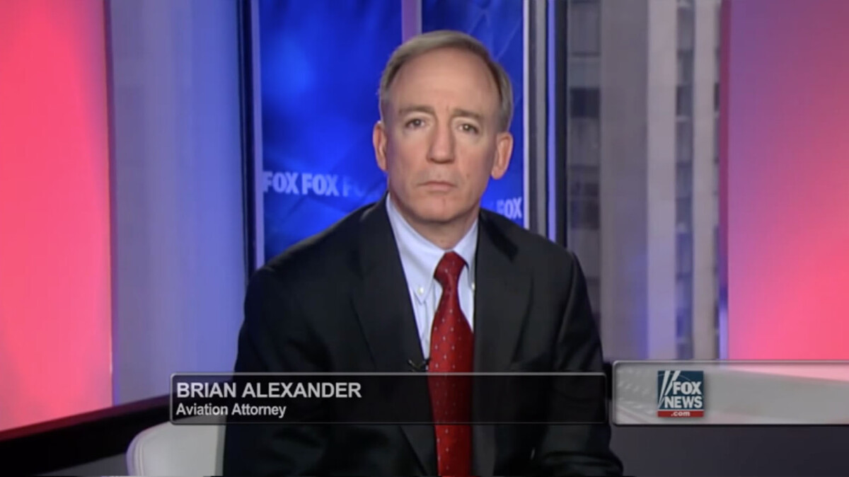 Thumbnail of Partner Brian Alexander on Fox News.