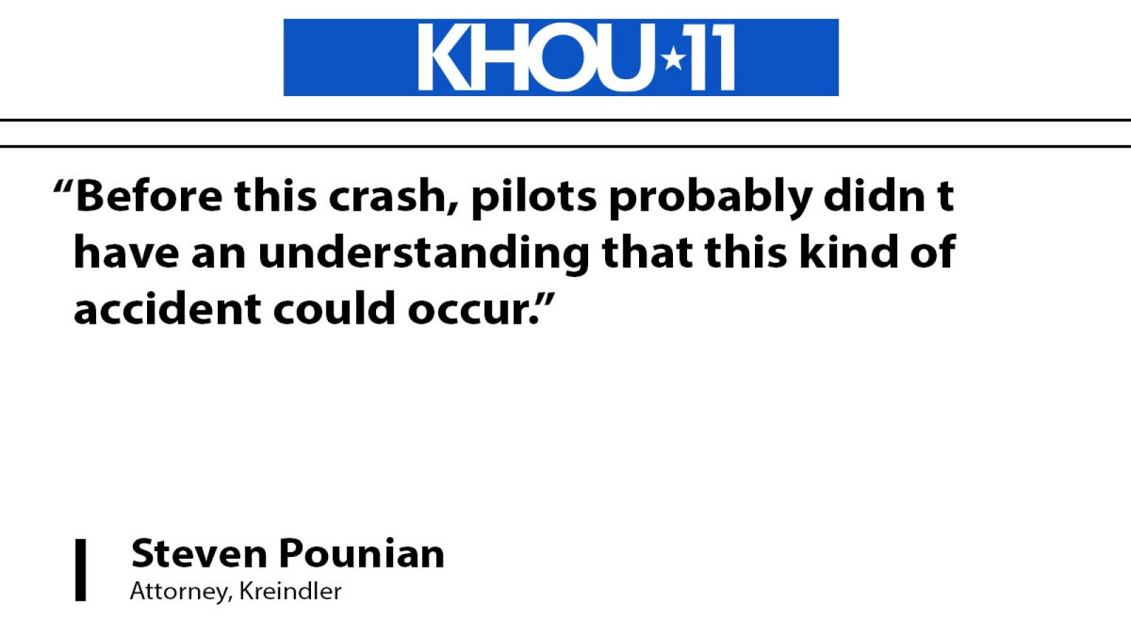 On anniversary of Flight 587 accident, Kreindler attorney Steve Pounian looks at what we've learned since then